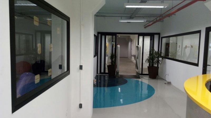 Fábrica de portas de pvc